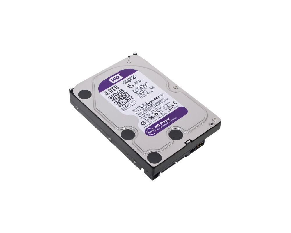 Жесткий диск Western Digital WD30PURX 3Tb