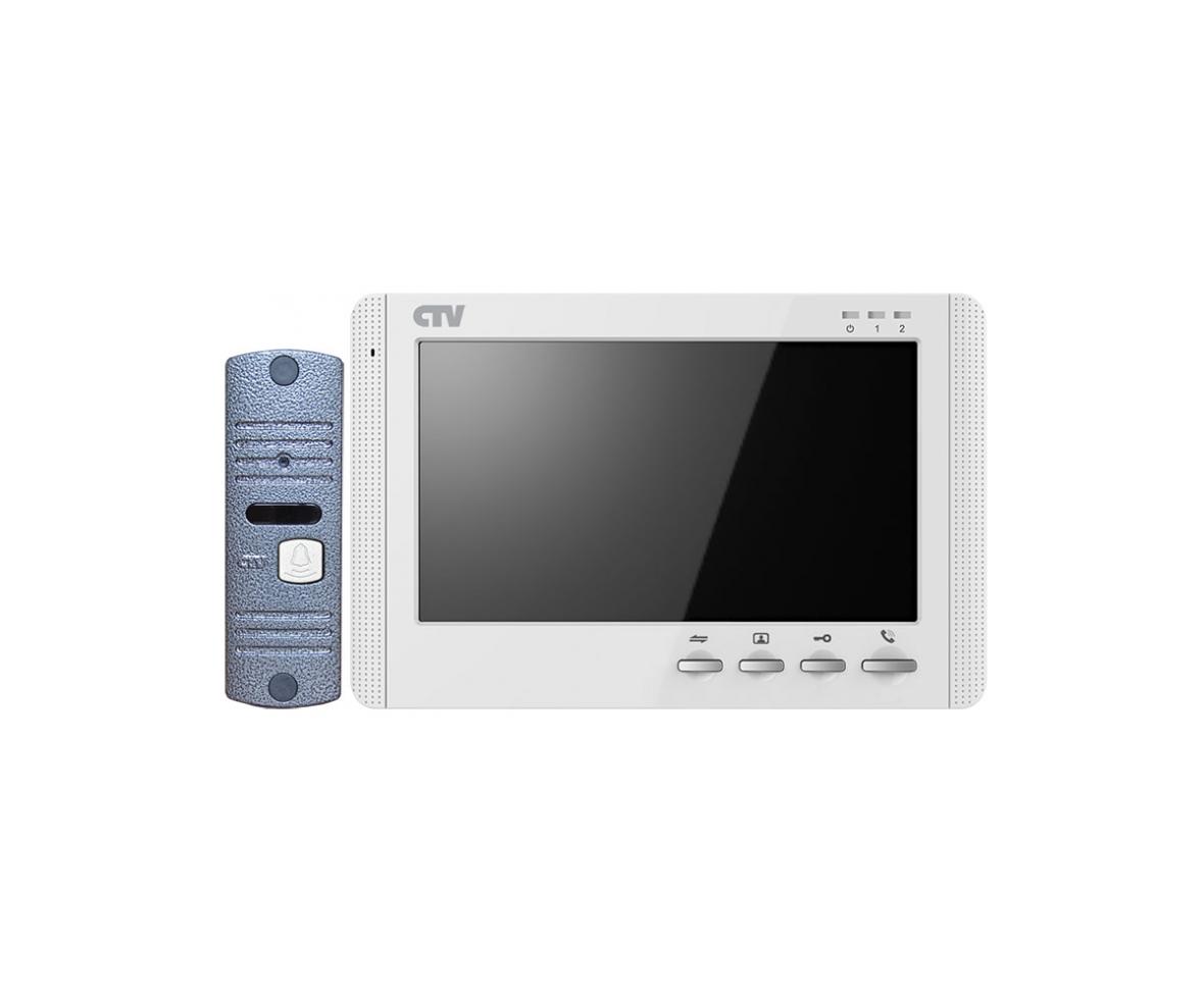 CTV-DP1704MD Комплект цветного видеодомофона