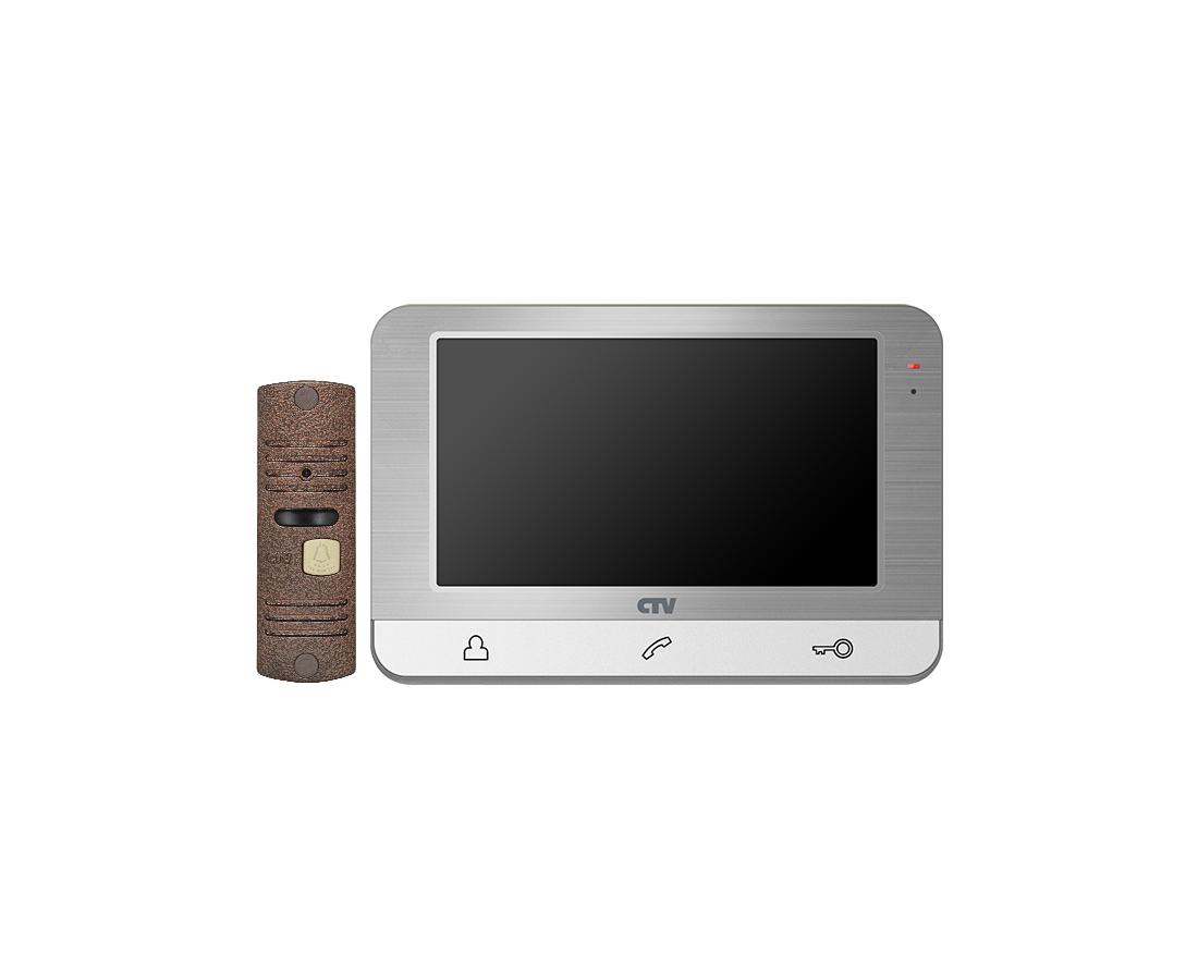 CTV-DP1703 Комплект цветного видеодомофона
