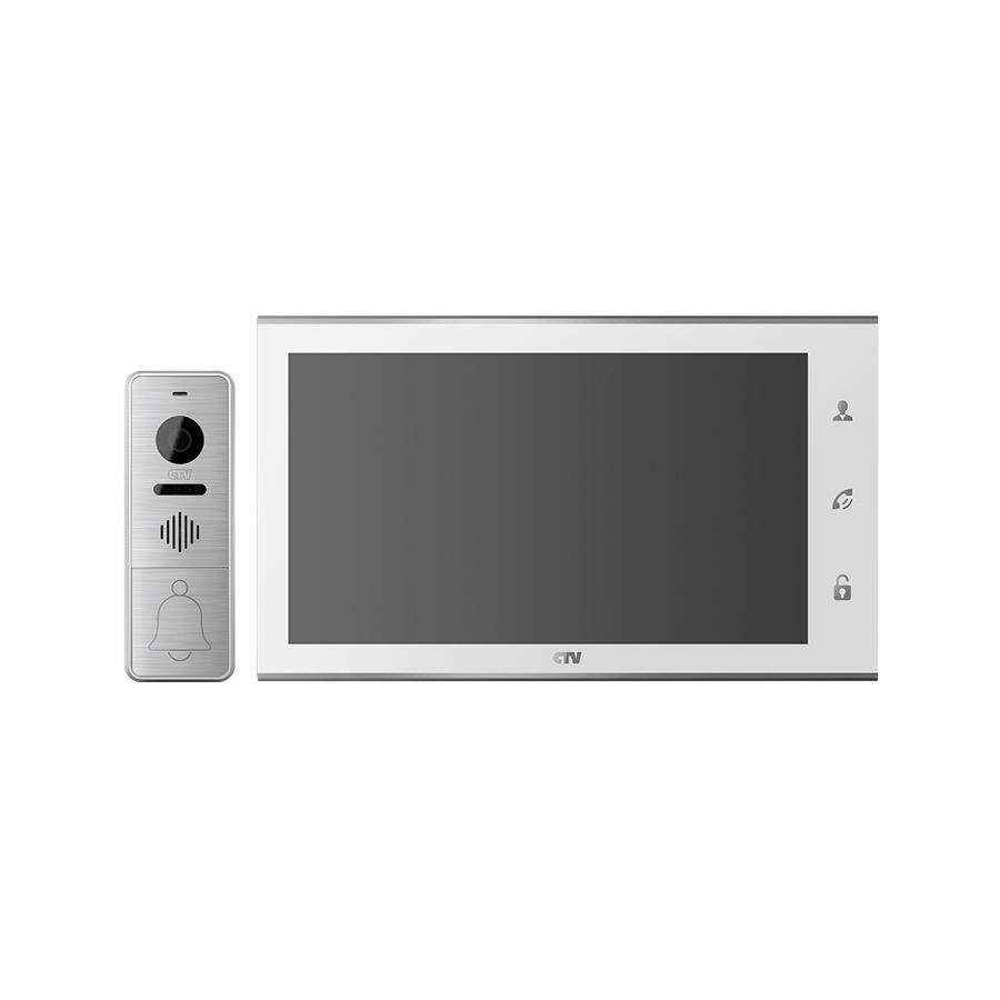 CTV-DP4705 Комплект цветного видеодомофона