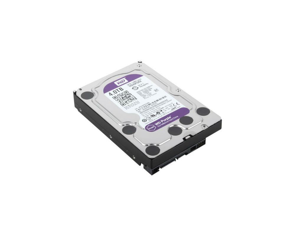 Жесткий диск Western Digital WD40PURX 4Tb