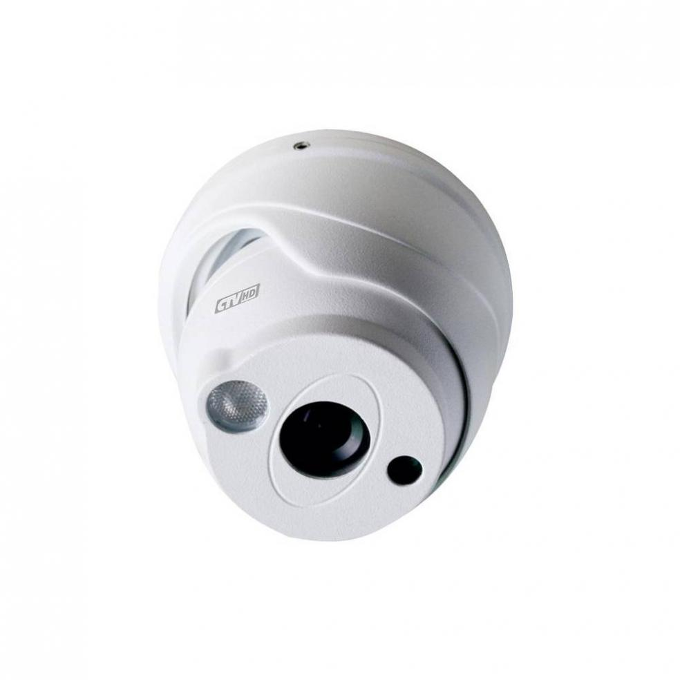 CTV-HDD281A ME цветная купольная видеокамера