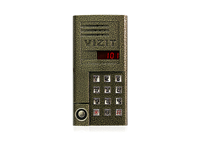 Блок вызова Vizit БВД SM-101T